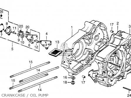Oil Pump Diagram