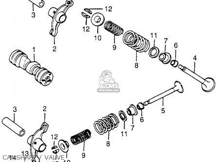 Honda Trail 70 Clutch Diagram
