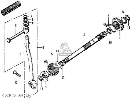 Honda Ct70 Parts Catalog