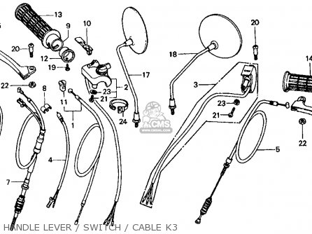 Honda Trail 70 Fuel Tank on honda trail 70 wiring diagram