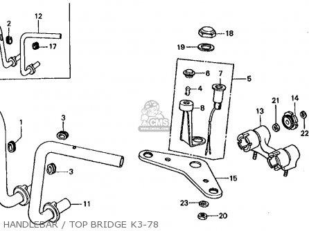 Schematic For 1970 Honda Trail 70 Wiring Diagram
