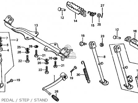 1969 Honda Trail 90 Wiring Diagram also Honda Cb750 Carburetor Schematics besides Keihin Carb Parts List together with Wiring Diagram For 1970 Honda Ct70 furthermore 1982 Honda Nc50 Wiring Diagram. on honda ct70 parts