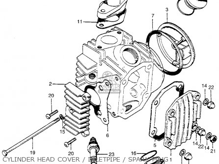 Honda Ct70h Trail 70h 1970 Ct70hk0 Usa Parts Lists And Schematics