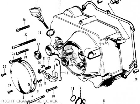 honda hs55 snowblower parts diagram