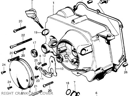 Honda Atc 70 Wiring besides Honda Xrm 125 Wiring Diagram likewise Honda Xr 200 Wiring Diagram as well Ct110 Wiring Diagram additionally Partslist. on wiring diagram for honda 250 big red