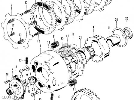 honda ct90 trail 1969 k1 usa parts lists and schematics rh cmsnl com