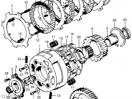 Honda Ct90 Carburetor Schematic