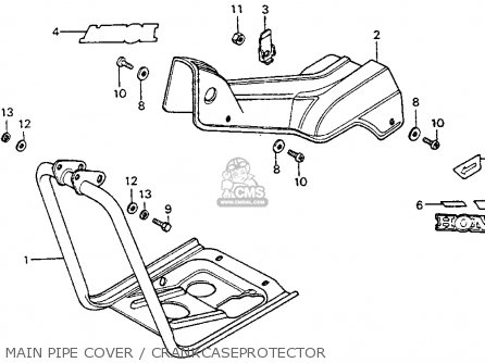 Honda Ct 90 Wiring Diagram
