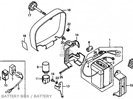 Honda Ct90 Carburetor Schematic on keihin carburetor honda generator