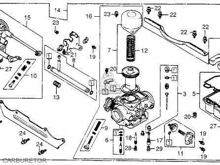 honda cx500 1978 usa parts list partsmanual partsfiche