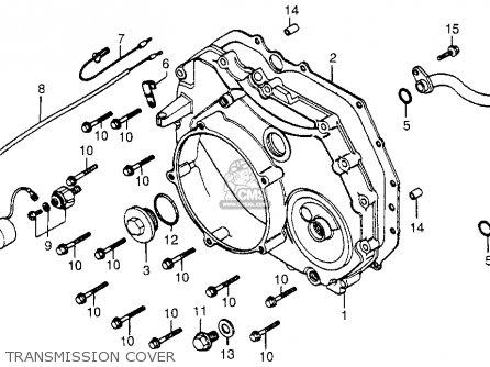Honda Cx500 1978 Usa Cam Chain Tensioner Schematic Partsfiche