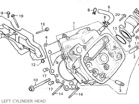 1980 honda cx500 wiring diagram