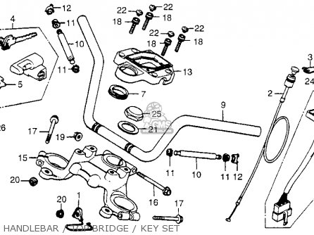 1979 Honda Ct70 Wiring Diagram on honda trail 70 wiring diagram