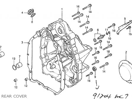 Chevy Fan Removal Tool