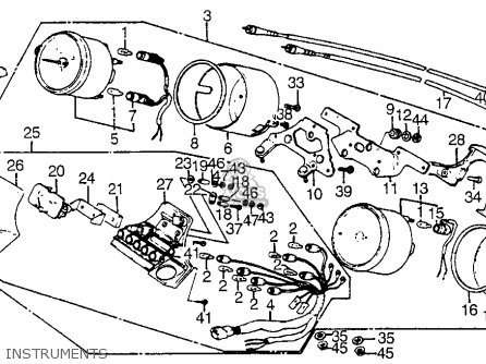 Honda Cb350fcb400f Electrical System And Wiring Diagram 72 besides Honda Silver Wing Wiring Harness Diagram together with Honda Cb750 Front Fork Diagram together with Honda Cx500 Wiring Diagram Color furthermore Partslist. on honda cx500 parts
