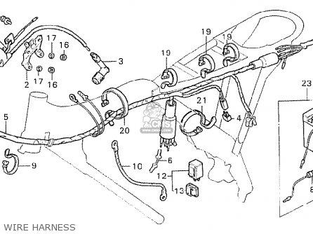 Cy50 A Wiring Diagram