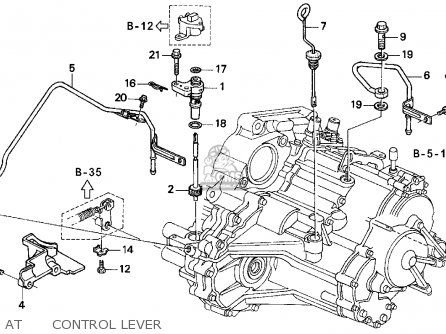 Honda Del Sol Engine Diagram