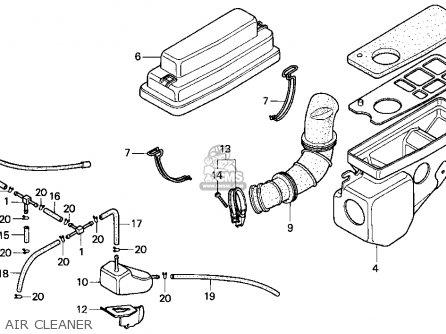 honda ez90 1995 s usa parts list partsmanual partsfiche. Black Bedroom Furniture Sets. Home Design Ideas
