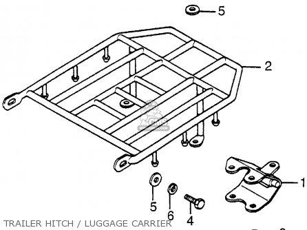 Honda Fl250 1981 B Usa Parts Lists And Schematics