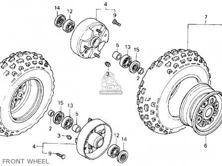 Honda Pilot Parts Diagram
