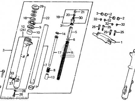 honda ft500 ascot 1982 c usa parts lists and schematics. Black Bedroom Furniture Sets. Home Design Ideas