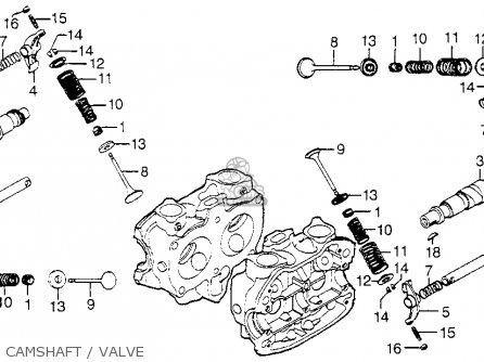 Terrific Honda Gl1000 Goldwing 1976 Usa Parts Lists And Schematics Wiring Digital Resources Instshebarightsorg