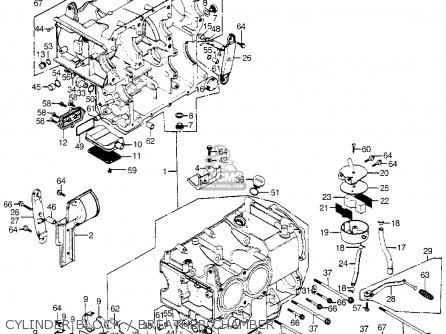 honda gl1000 goldwing 1977 usa cylinder blockbreather chamber_mediumhu0036e1011_8a6a honda gl1000 goldwing 1977 usa parts lists and schematics
