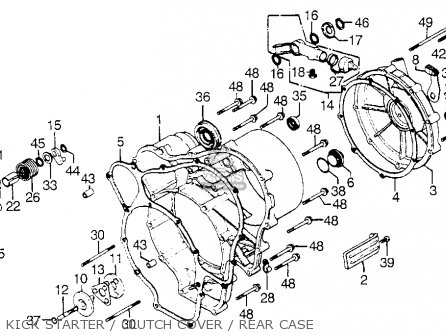 Cycle Electric Generator Wiring Diagram likewise 1977 Xs650 Wiring Diagram likewise Partslist likewise Partslist besides Partslist. on honda gl1000 parts