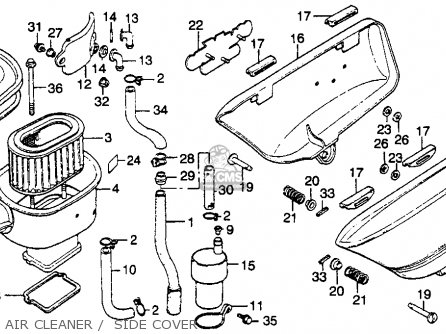 H Gear Harness likewise 1994 Geo Metro Fuse Box Location besides Honda Sl350 Wiring Harness Diagram also Yamaha Rt100 Parts additionally 1970 Honda Ct70 Engine Parts Diagram. on wiring harness in usa