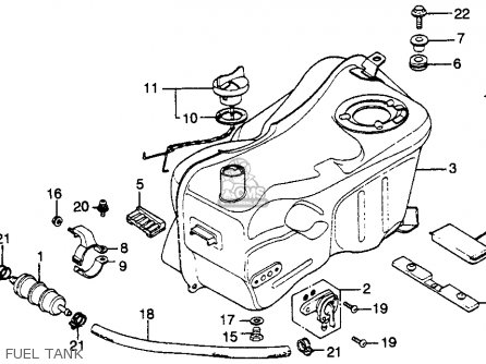 honda goldwing diagram points