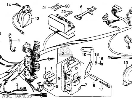 Gl1000 Wiring Diagram as well 380598697212 as well Partslist together with Honda Goldwing Aspencade Wiring Harness Diagram also 1976 Triumph Bonneville Wiring Diagram. on honda gl 1000 parts