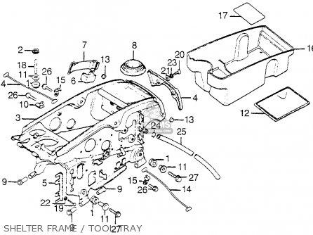 Honda Gl1000 Ltd Gold Wing Ltd Usa Parts Lists likewise  on aston martin vantage owners manual