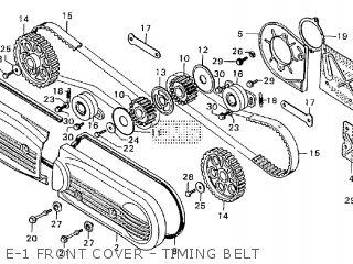 Honda GL1000 U.S.A parts lists and schematics
