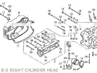Honda GL1000 U.S.A parts lists and schematicsCmsnl.com