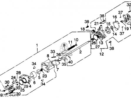 Diagrams also Wiring Diagram 1982 Yamaha Virago likewise 1984 Honda Goldwing Tach Sensor Locations further 1980 Goldwing Wiring Diagram in addition Front Brake Master Cyl Schematic Honda Gl1100 Gold Wing 1982 Usa. on 1980 honda goldwing 1100