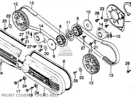 1982 goldwing parts