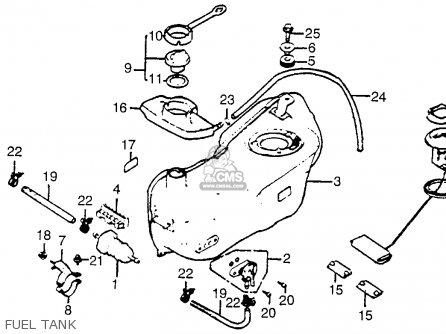 honda gl1100 goldwing 1983 d usa parts lists and schematics. Black Bedroom Furniture Sets. Home Design Ideas