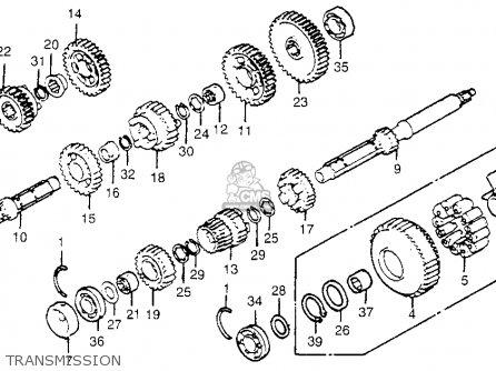 honda gl1100 goldwing 1983 d usa parts list partsmanual. Black Bedroom Furniture Sets. Home Design Ideas