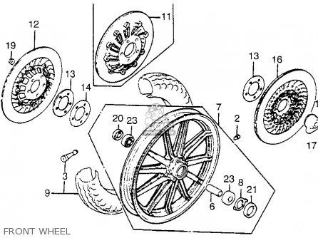 Oil Filter Honda Goldwing Motorcycles