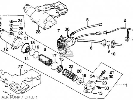 Honda Goldwing Gl1800 Parts Diagram on wiring diagram for honda st1300