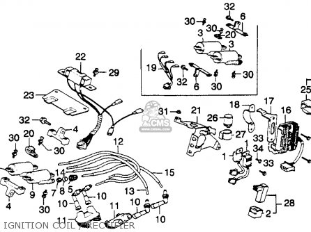 honda silverwing fuse box  honda  auto wiring diagram