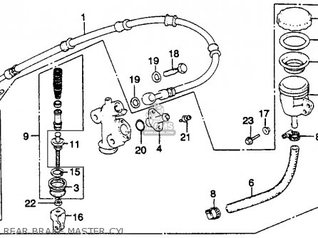 Honda Goldwing Gl 1100 Wiring Diagram