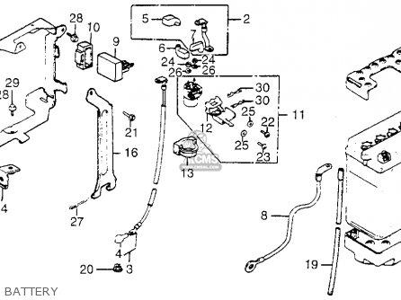 Honda Goldwing 1200 Engine: 1984 Honda Goldwing 1200 Wiring Diagram At Galaxydownloads.co