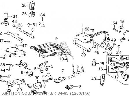 honda gl1200a goldwing aspencade 1985 (f) usa california ... wiring diagram 1985 plymouth 4 door wiring diagram 1985 honda goldwing 1200a