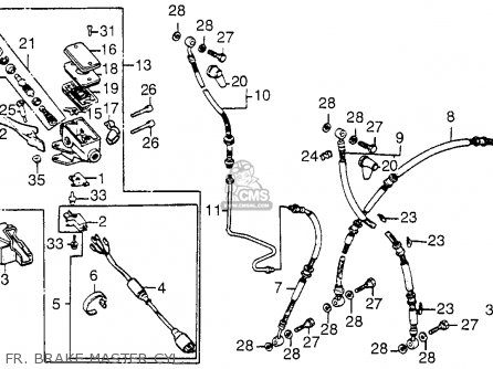 1985 Honda Goldwing 1200 Wiring Diagram