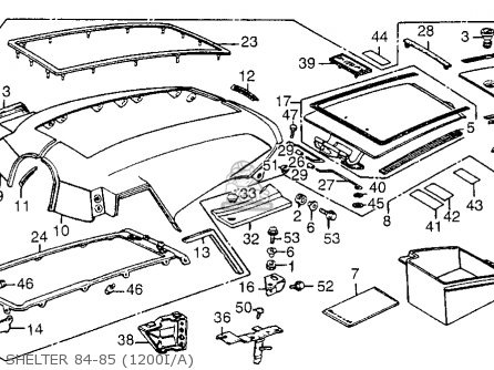 1985 Honda Gl1200 Wiring Diagram on 1984 honda goldwing interstate