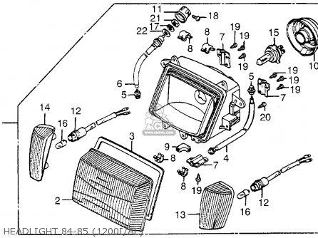 1988 Honda Shadow Vt1100c Wiring Diagram besides Honda Vt1100c Wiring Diagram as well Honda Cb750 Sohc Engine Diagram besides 7 Wire Turn Signal Switch further 1986 Vfr 750 Wiring Schematics. on wiring harness for 1100 honda shadow 1988