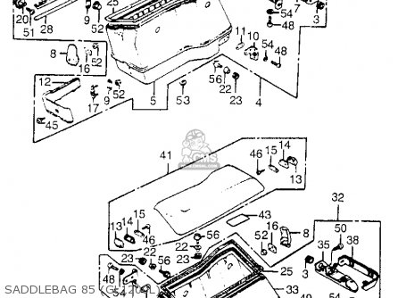 Partslist besides Partslist as well  besides 1986 Honda Goldwing Wiring Diagram besides 1984 Honda Goldwing Tach Sensor Locations. on honda 1985 gold 1200 parts