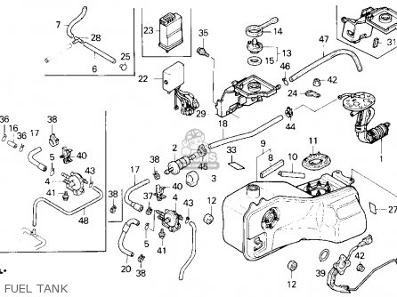 1994 Plymouth Voyager Fuse Box Diagram