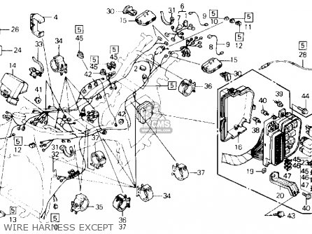 Honda Gl1500 Wiring Diagram additionally 1981 Goldwing Wiring Diagram together with 4 Engine Go K furthermore Honda Motorcycle Clip also V Rod Oil Tank Location. on trike wiring diagrams